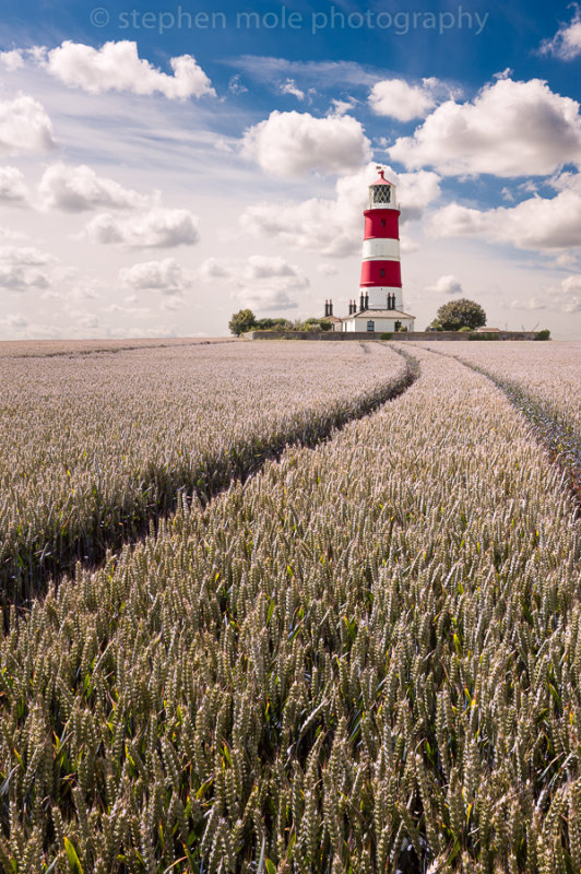 Happisburgh Lighthouse vertical